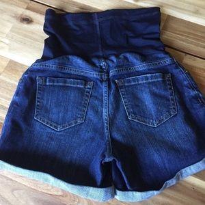 Liz Lange Shorts - Maternity jean shorts liz Lange XS extra small